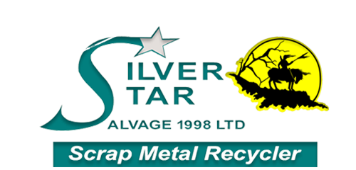 Silver Star Salvage Logo